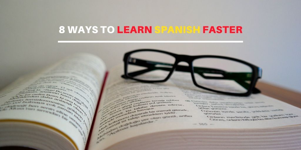 Dictionary to help learn Spanish faster